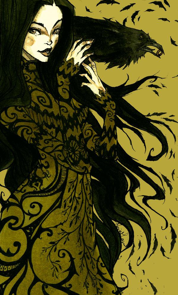 The Raven by AbigailLarson