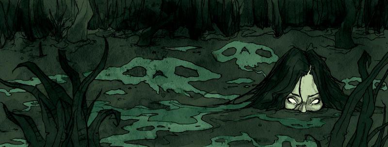 The Moon-Bog