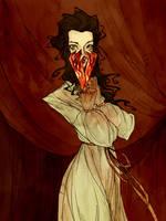 Madeline Usher by AbigailLarson