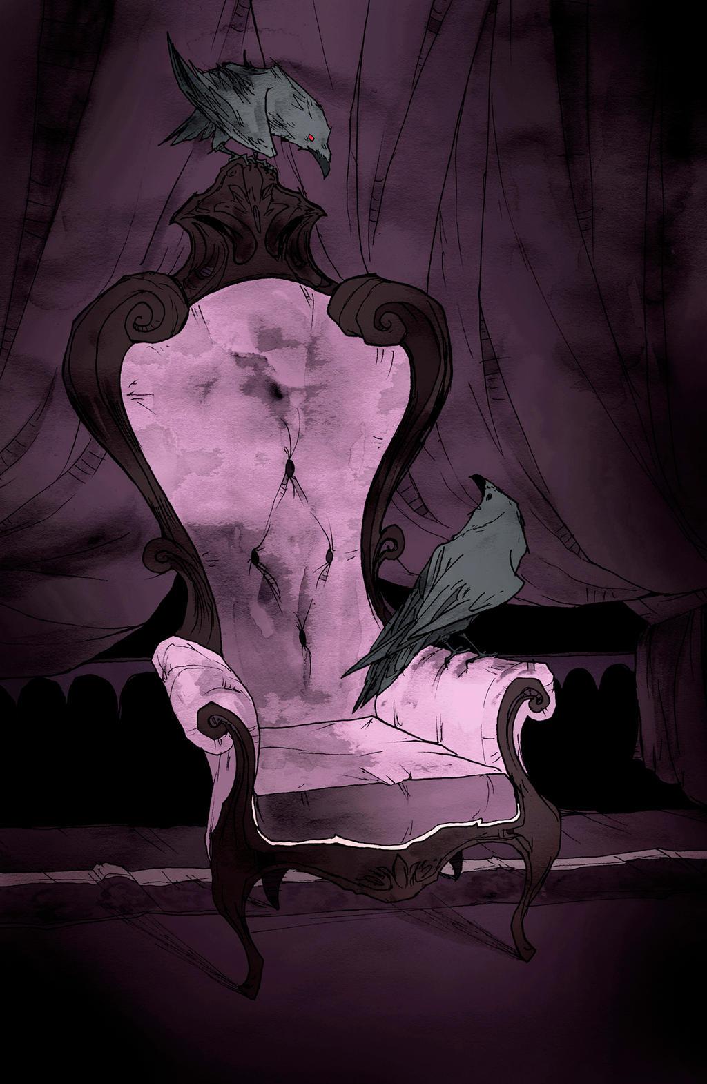 Nevermore...? by AbigailLarson