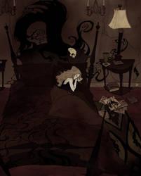 Pretend to Sleep by AbigailLarson