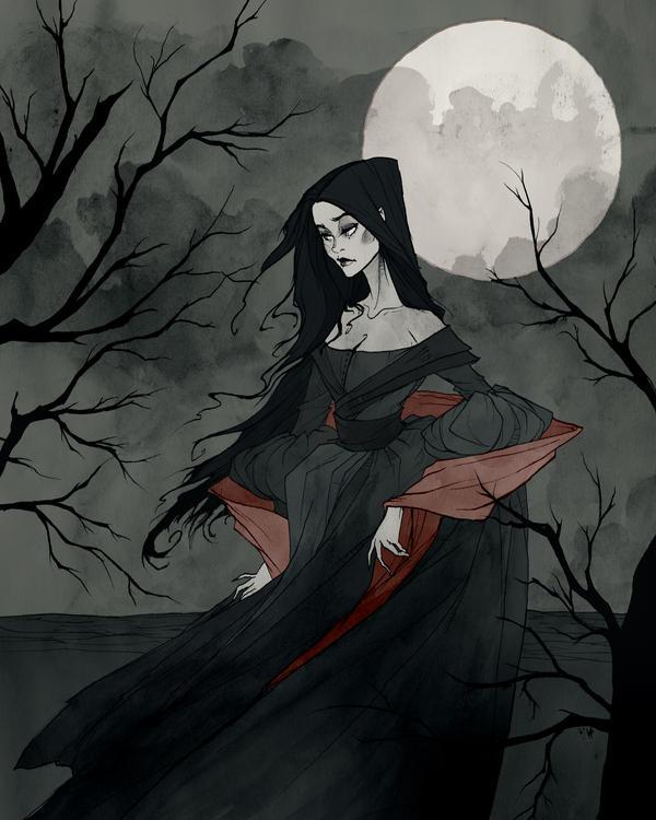 Annabel Lee by AbigailLarson