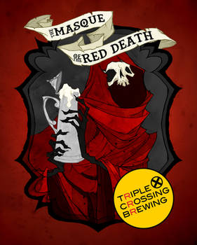 Masque of the Red Death Ale
