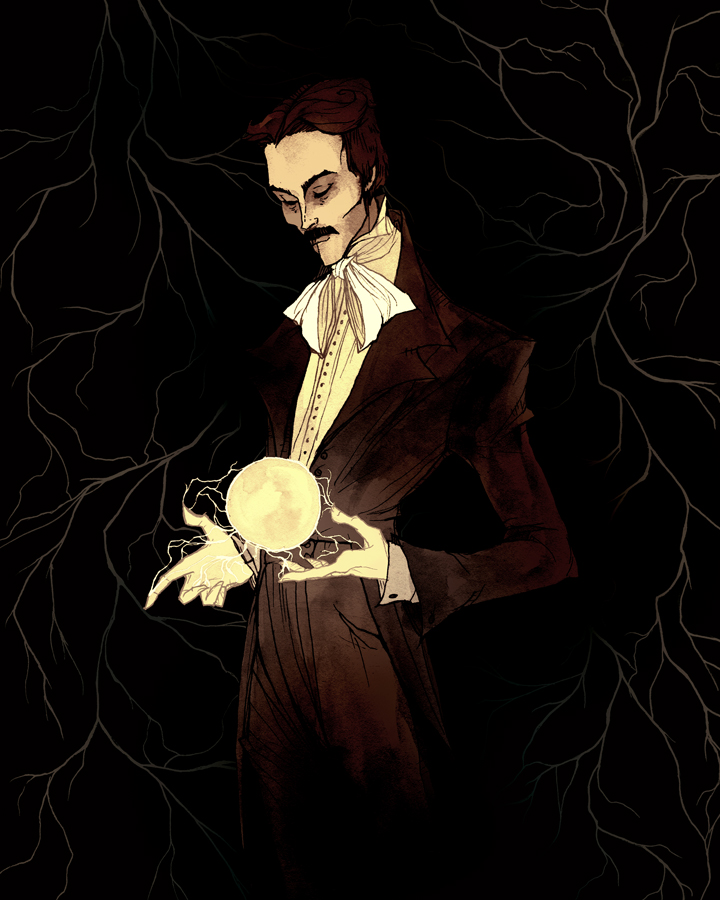Nikola Tesla Wallpapers 35 Wallpapers: Nikola Tesla By AbigailLarson On DeviantArt