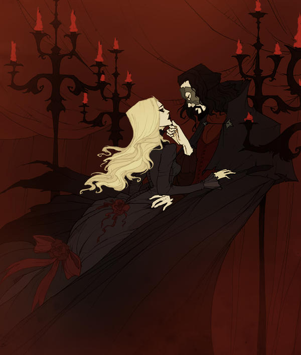Phantom by AbigailLarson