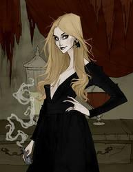 Witchsona Week 2016 by AbigailLarson
