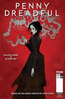 Titan Comics - Penny Dreadful #1 by AbigailLarson