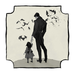 Drawlloween 2016 - Addams Family