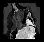 Drawlloween 2016 - Frankenstein