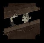 Drawlloween 2016 - Entombed