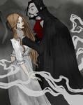 Drawlloween 2016 - Vampire