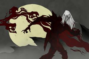 Diablo III - Blood Siphon by AbigailLarson