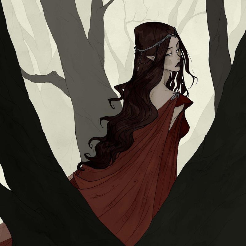 Evenstar by AbigailLarson