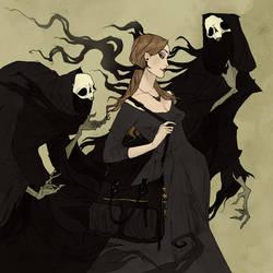 Drawlloween 2017 - Ghoul