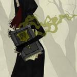 Drawlloween 2017 - Witch