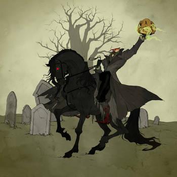 Legends of Sleepy Hollow by AbigailLarson