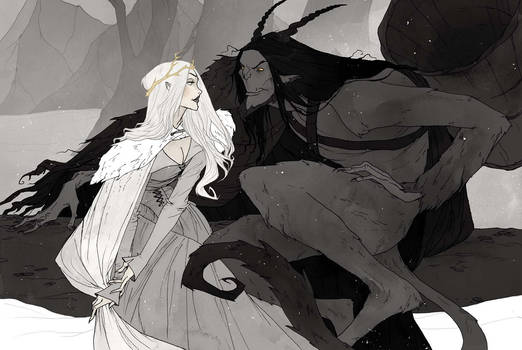 Krampus and Perchta II