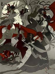 Hexennacht by AbigailLarson