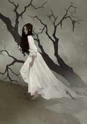 La Llorona by AbigailLarson