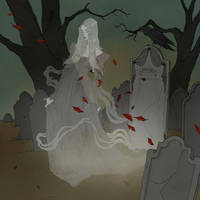 Drawlloween 2018 - Ghost