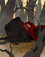 The Big Bad Wolf by AbigailLarson