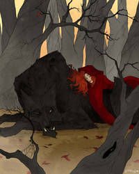 The Big Bad Wolf by AbigailLarson