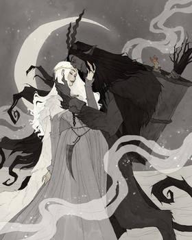 Krampus and Perchta III