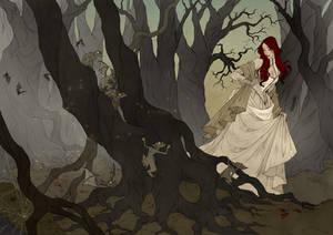 Through The Black Wood