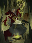 Alphabet - Conjuring Crone
