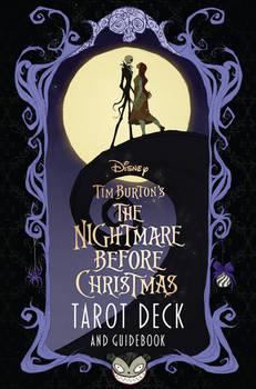 Nightmare Before Christmas Tarot