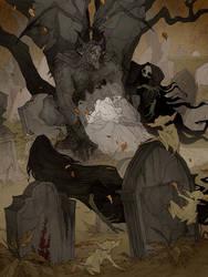 Alphabet - G - Gruesome Gargoyle