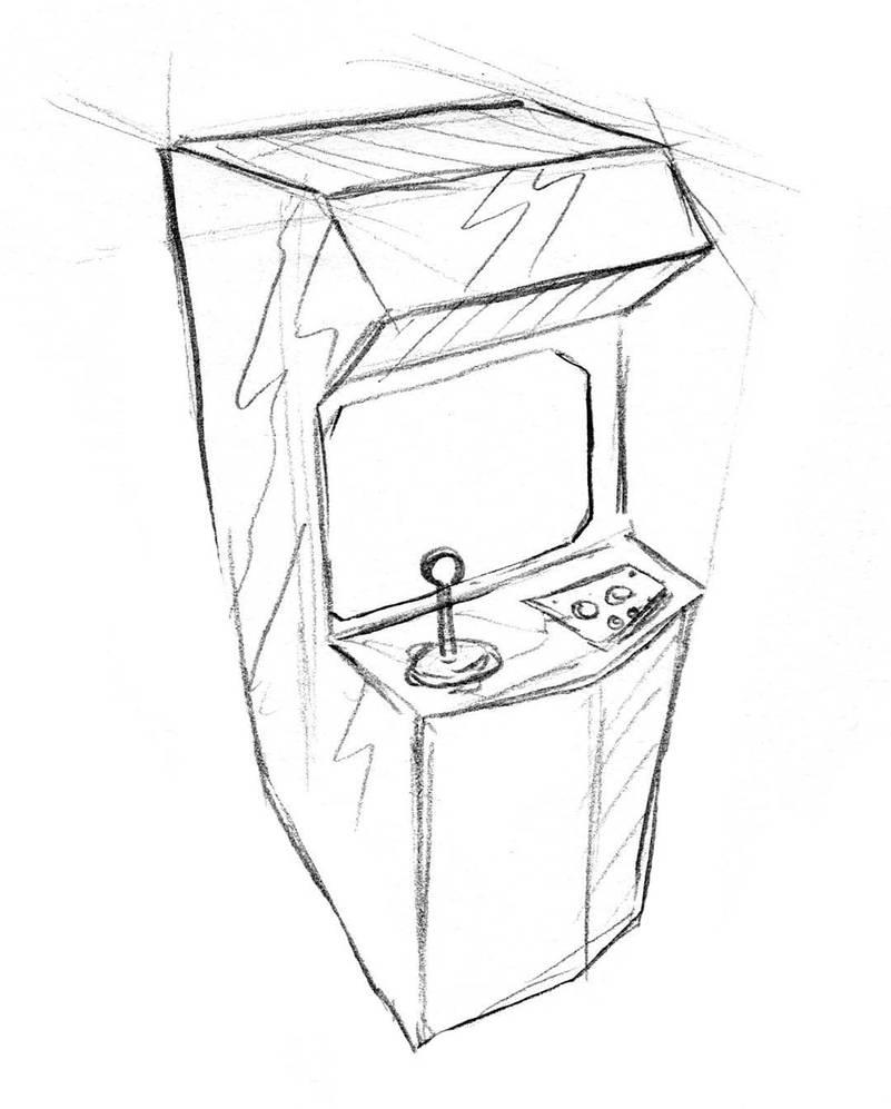 Arcade Sketch 2