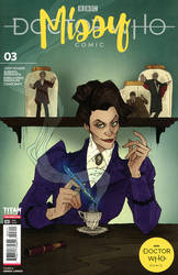 Doctor Who: Missy Comic Cover