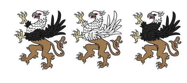 Three Griffins... by Skull-Island-Master