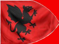 Carantanian War Flag by Skull-Island-Master