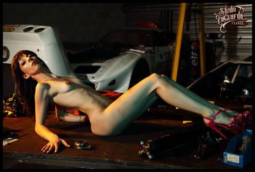 Workshop nude by StudioLaGuardaFrance