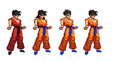 Yamcha EB by Isair-Dragneel
