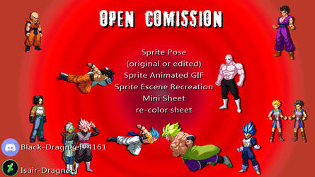 Open Comission