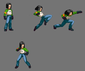 Android 17 EB