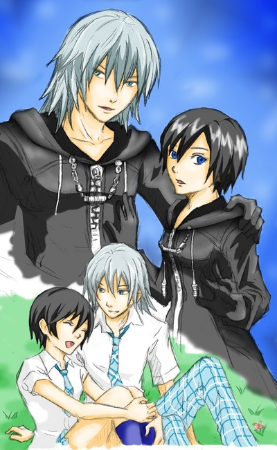 riku_x_xion_10_colored by AiraNozomi