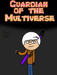 Guardian of the Multiverse Cover
