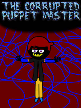 The Corrupted Puppet Master Cover