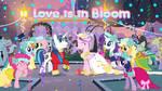 Love is in Bloom (Canterlot Wedding) Wallpaper