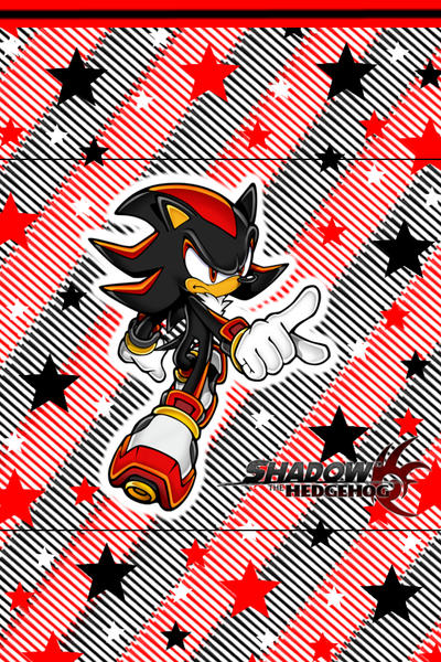 Shadow The Hedgehog IPhone 4 Wallpaper By AceofPonies
