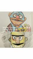 Bert and Ernie: Civil War by disposablepal