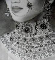 Indian Bride by ShinzaK