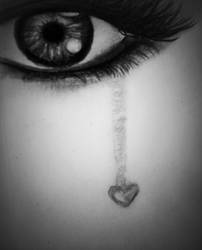 Love hurts .. by ShinzaK