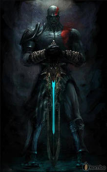 Kratos' Blade of Olympus
