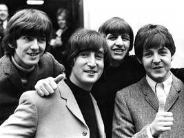 The Beatles by Rockerwithasecret