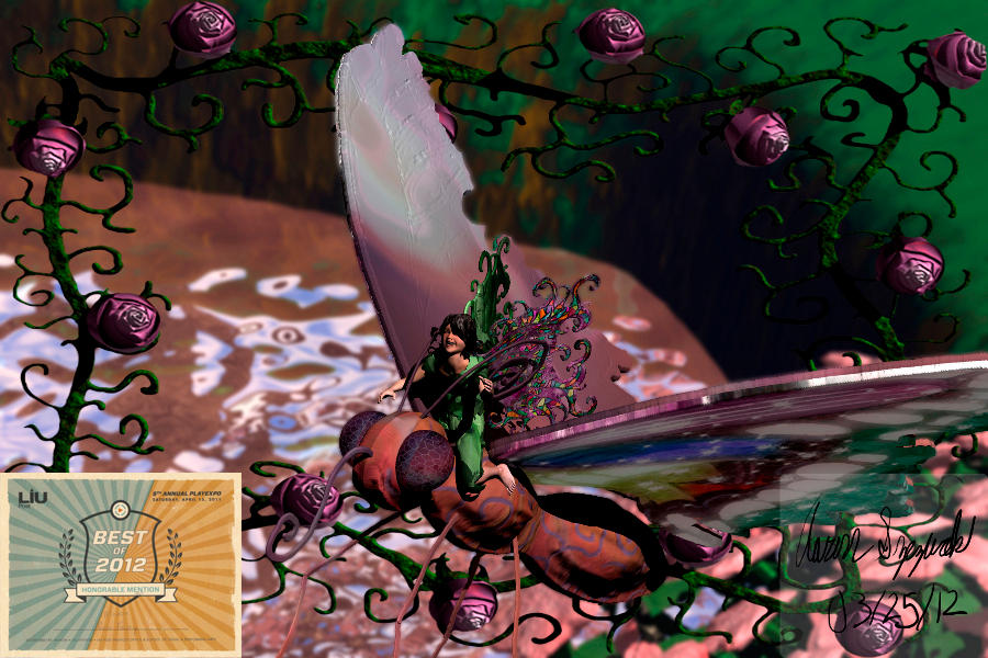 playExpo Winner: The Rose Fairy